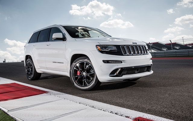 2014 Jeep Grand Cherokee and Grand Cherokee SRT8if I could afford this model I would've grabbed it in a second!