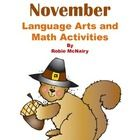 This is a unit for the month of November. It includes the following activities:November Alliteration Poem activityNovember spelling wordsNovembe...