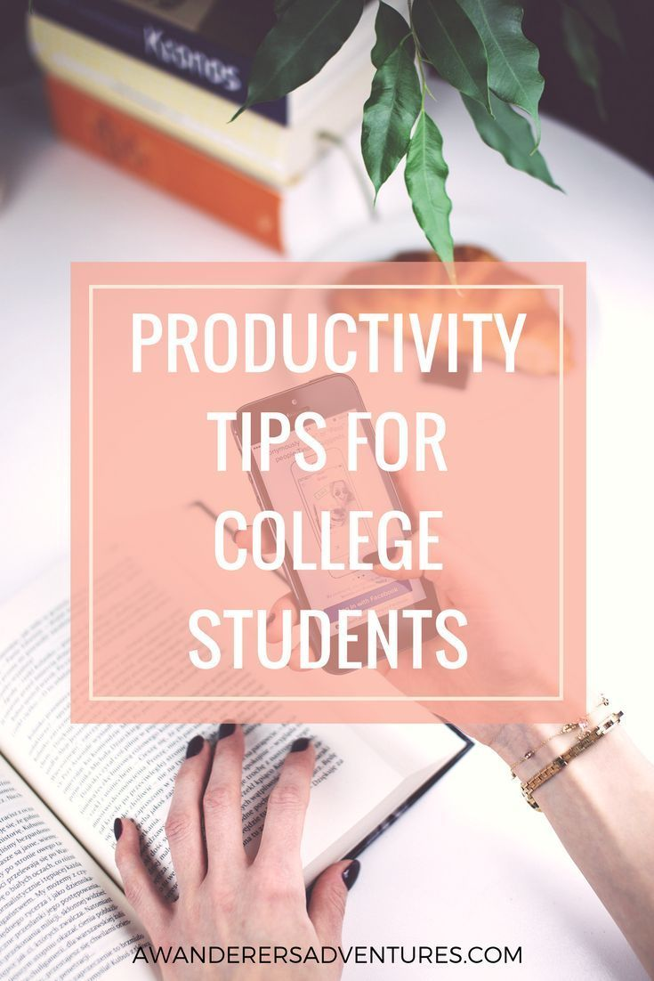 Want to be more productive as a college students? Click through to find out what productivity tips have been helping me get things done a lot lately!