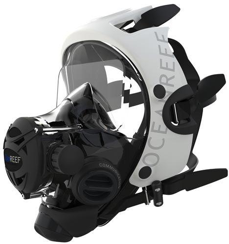 OCEAN REEF IDM (Full-Face Mask) - Dive Friends Bonaire