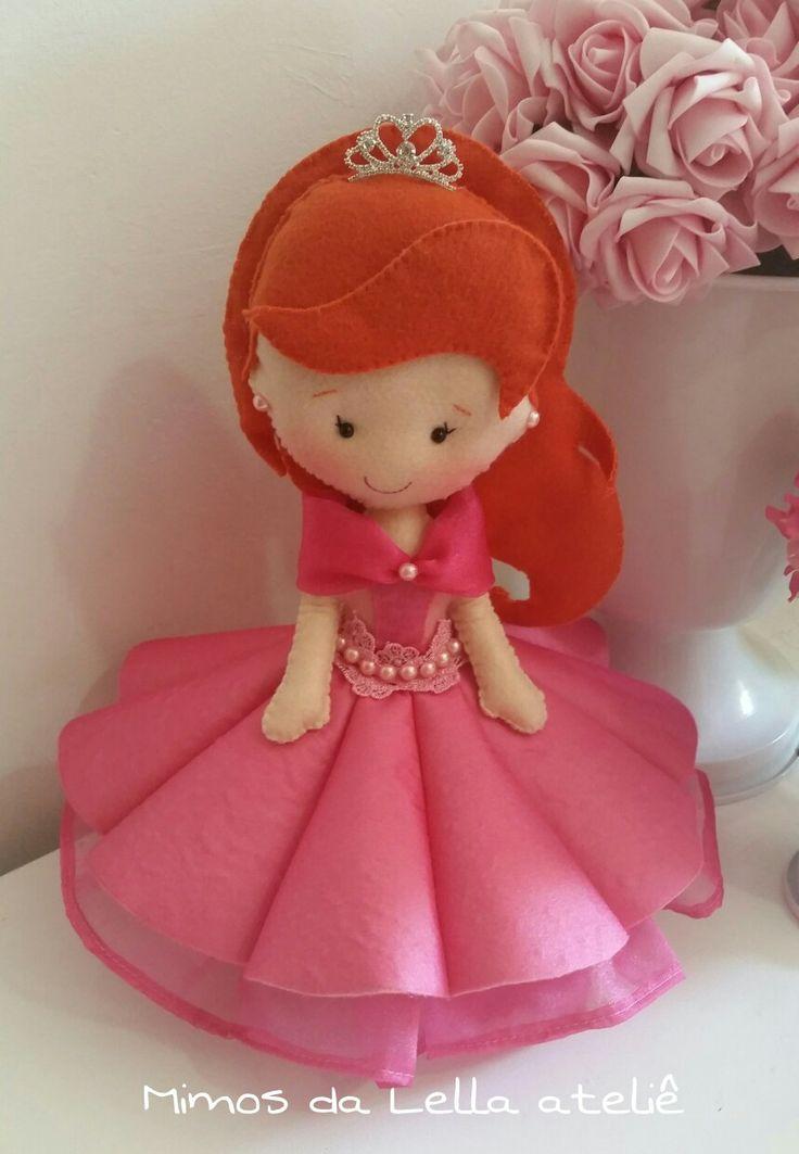 Princesa Ariel, do meu jeito