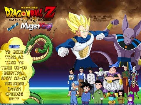 DragonBall Z MUGEN How To Download And Play (Free DBZ Games) 2014