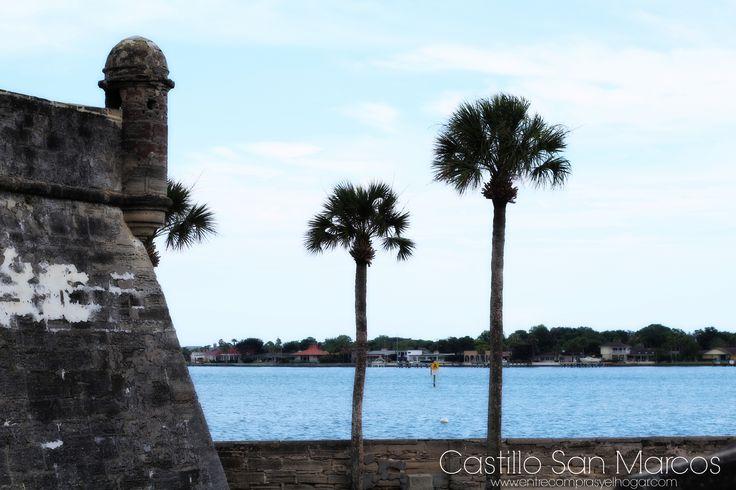 Castillo San Marcos en San Agustin @ViajaSanAgustin @Floridahistoriccoast #ViajaSanAgustin