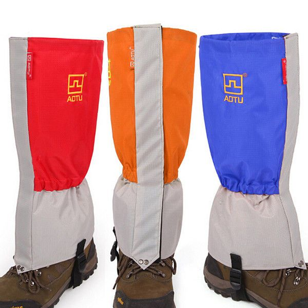 Leggings Ski Winter Warm Skiing Waterproof Breathable Leg Warmers Snow Cover US #Unbranded