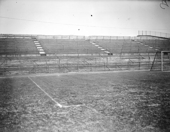 Football stadiums Villa park 1949