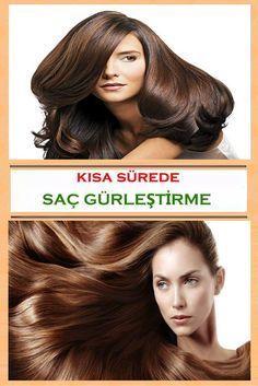 Kısa Sürede Saç Gürleştirme Yöntemleri