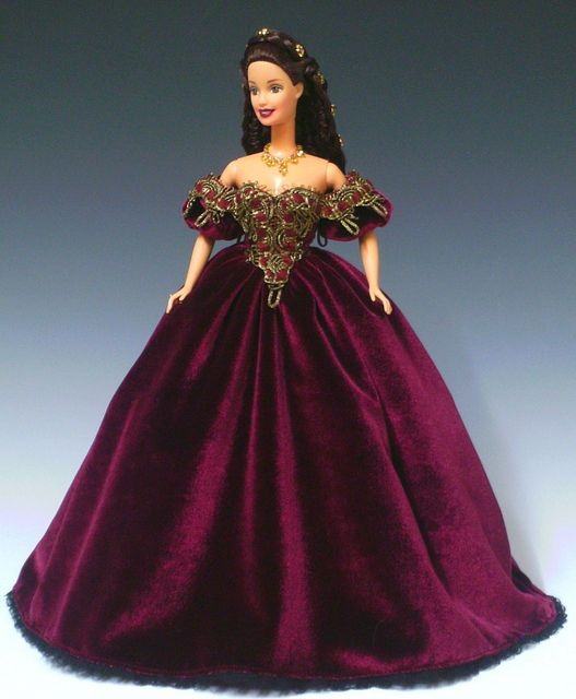 """Sissi"" (Empress Elizabeth of Austria-Hungary) by Bavarian Dolls"