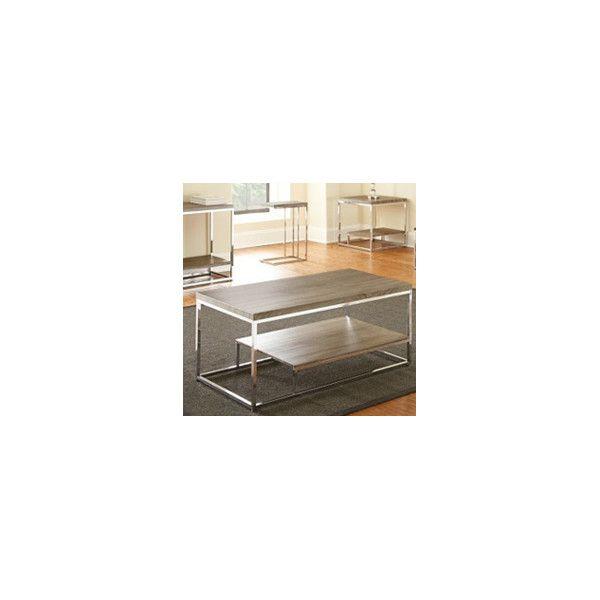 Steve Silver Furniture Lucia Coffee Table & Reviews   Wayfair