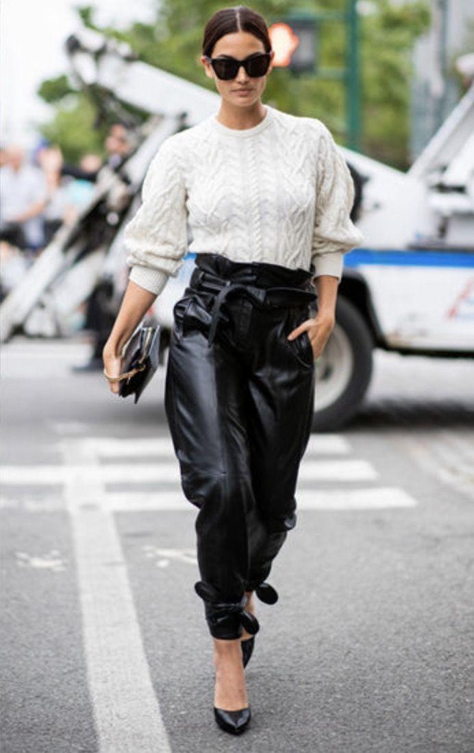 Trend Paperbag-Hose – Das ist die ultimative Hose für den ...