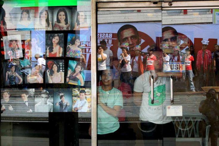 SLIDESHOW: Day 1 of Obama in Manila | ABS-CBN News