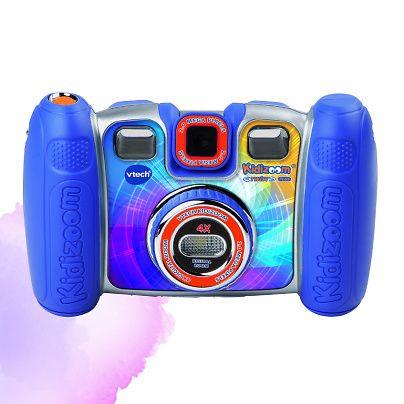 VTech - Kidizoom Twist Plus - niebieski
