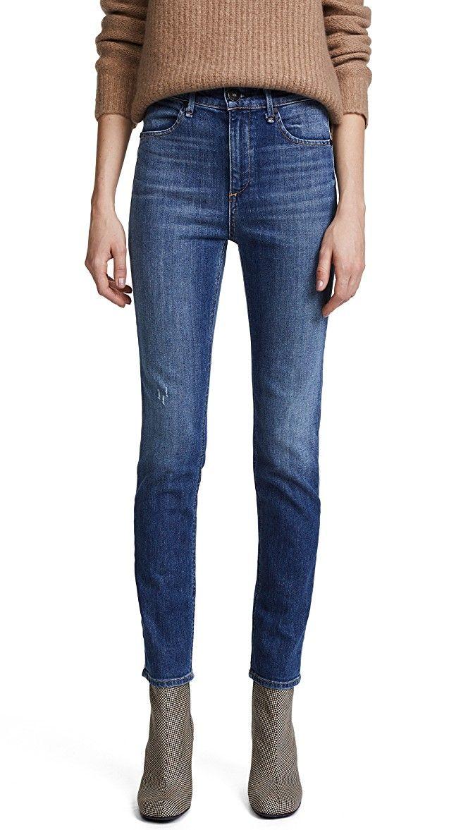 Rag & Bone/JEAN Cigarette Jeans | SHOPBOP