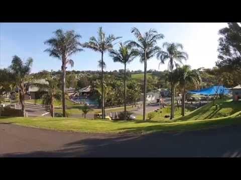 BIG4 Easts Beach Holiday Park, Kiama, NSW Caravan Accommodation