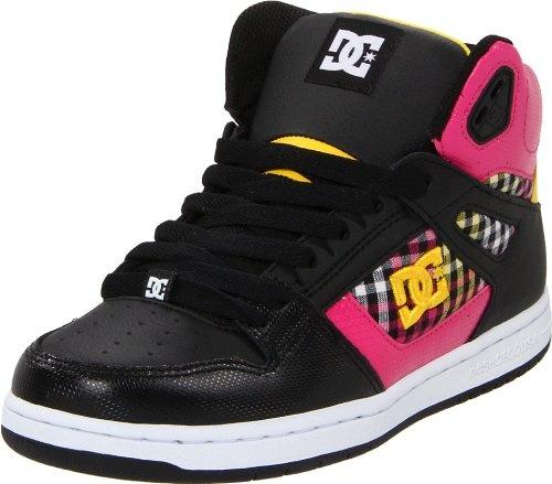 DC Women's Rebound Hi Action Sports Shoe