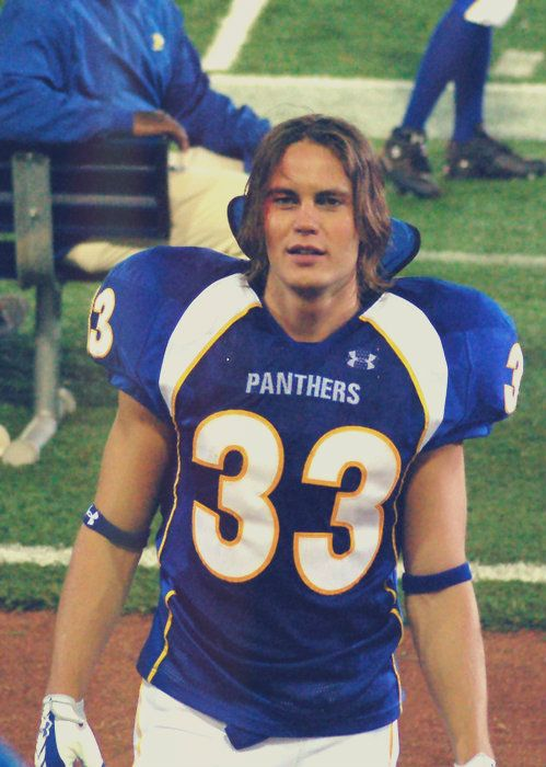 Tim Riggins. Clear eyes. Full hearts. Can't loose.