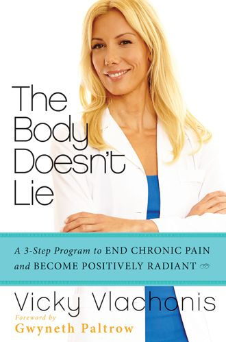 Cameron Diaz interviews Vicky Vlachonis, author of The Body Doesn't Lie, on how to become pain free and positively radiant.