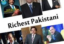 Richest Pakistani, Pakistani Politicians