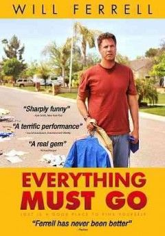 'Last is a good place to find yourself,' chuckles Jamie Donald, quoting the  strap line from the Will Ferrell flop Everything Must Go.