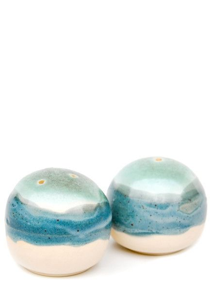 Oceanic Salt & Pepper Shakers