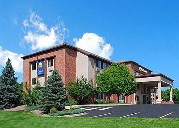 Comfort Inn Denver Southeast - 14071 East Iliff Avenue, Aurora, CO 80014