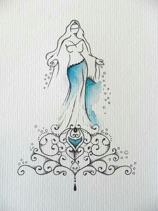 Yemanja - Iemanjá ou Yemanjá, orixá feminino dos mares , mãe de todos os Orixás de origem yorubana. Orixá da limpeza, mãe de muitos orixás. Dona da fertilidade feminina e do psicológico dos seres humanos.