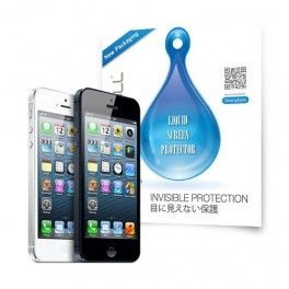 KRISTALL Original Invisible Protection for Smartphone - Blue - Gudang Gadget Murah Kristall Liquid Screen Protector termurah hanya di Gudang Gadget Murah. With the new technology, we have successfully converted the tranditional coating method, into a high quality (tissue base) coating, and allow you to apply. - Blue