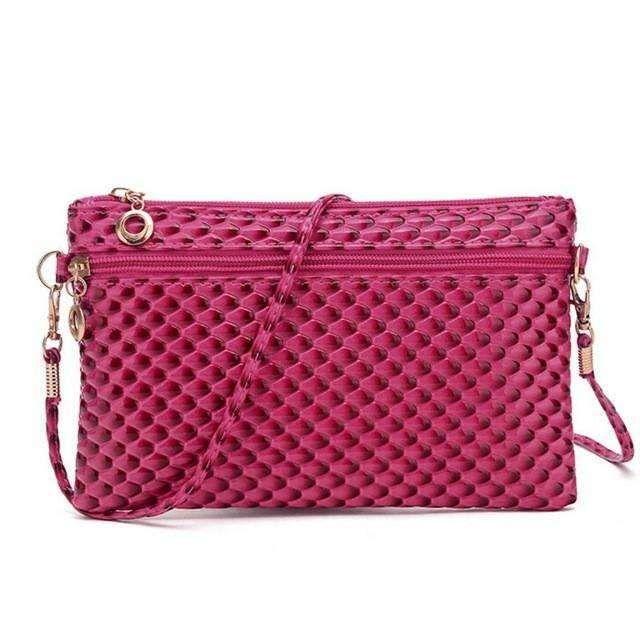 Xiniu bags for women Women Hollow Out Leather Satchel Shoulder postman bag women crossbody bag bolsos mujer bao bao #YHYW