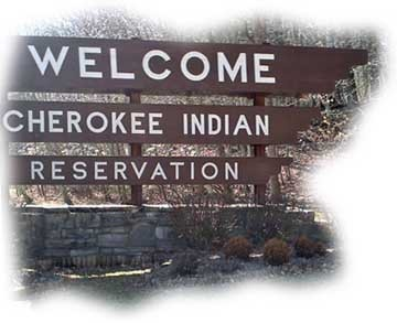 Cherokee, NC.