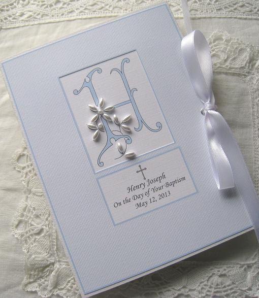 Best 25 personalized photo albums ideas on pinterest wedding baptism gift personalized photo album keepsake petite new baby dedication christening beaded negle Gallery