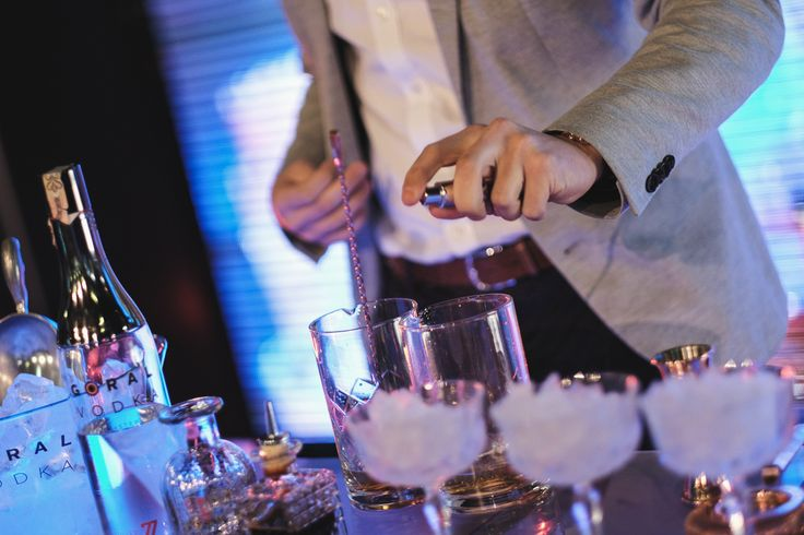 The Making of Royal Oyster Cocktail with Goral Vodka Master
