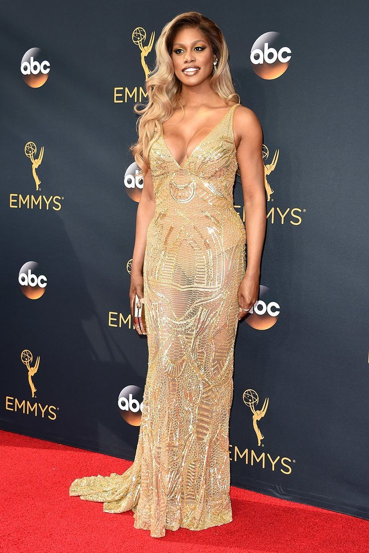 Tracey edmonds style fashion amp looks best celebrity style - Laverne Cox At The Emmys Red Carpet