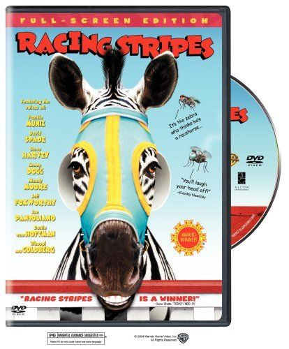 Racing Stripes (Full Screen Edition) DVD ~ Frankie Muniz, http://amzn.to/10agCGJ