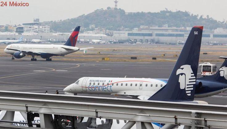 Aeromexico y Volaris cancelan vuelos de hoy tras las lluvias que azotaron en Ciudad de México