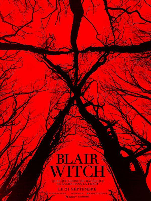 Un film de Adam Wingard (You're next, The Guest) AU CINEMA LE 21 SEPTEMBRE BLAIR WITCH Bande annonce officielle Après la découverte de l' affiche officielle du film Blair Witch , je vous invite à découvrir la bande annonce du film. Vivement le 21 septembre...