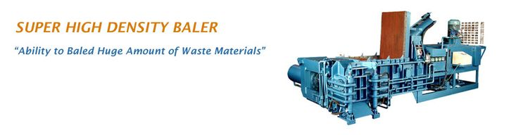 High Quality Scrap Baling Machines from Advance Hydrau-Tech  to reduce the volume of both ferrous & non-ferrous scrap materials for cost-effective scrap handling, warehousing and transportation.   Title : Scrap Baling Machines Manufacturers India