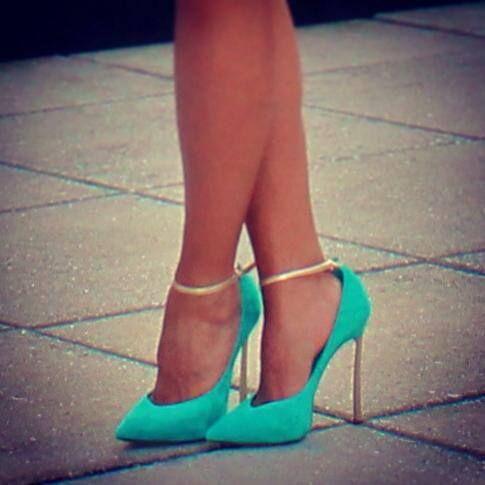 ♥ #shoes #heels #stilettos                                                                                                                                                     More