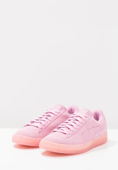PUMA SUEDE CLASSIC EASTER - Trainers prism pink Women Shoes
