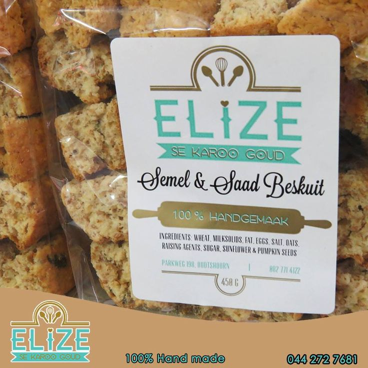 Looking for a tasty alternative to your morning pleasure breakfast? Why not order your stock of Elize Rusks directly from the bakery and have them delivered to your home. Contact us to place your order today. #healthyeating #bakery #rusks
