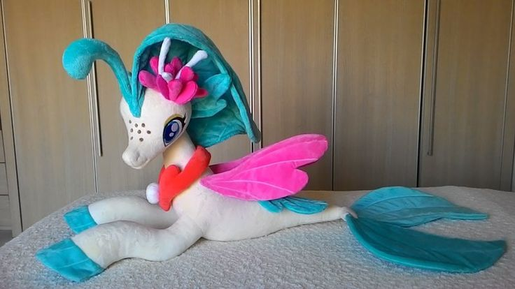 Princess Skystar-mlp plush-pony plush. For sale! by Masha05.deviantart.com on @DeviantArt