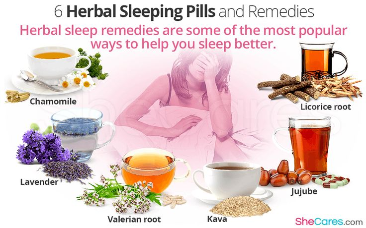 If you're suffering from difficulty sleeping, an herbal sleep remedy may be the perfect thing for you. Learn more about some of the best herbal sleep aids. https://www.shecares.com/symptoms/sleep-disorders/articles/6-herbal-sleeping-pills-and-remedies #SheCares #Women #Health #Natural #Remedies