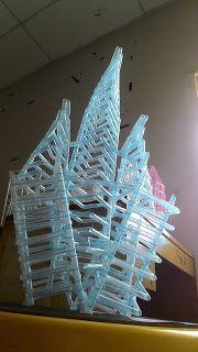 Contoh Nirmana 3D Media Sedotan ( Nirmana 3D Straw ) By : Denis Maulana | Click the website to see more