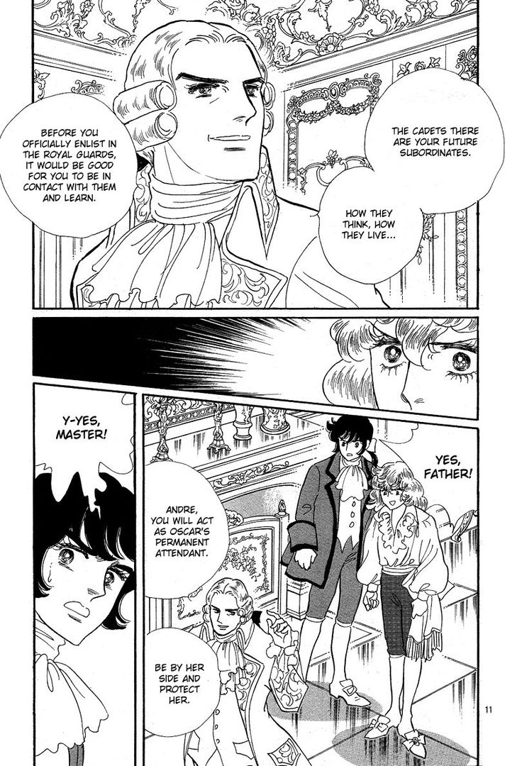 Rose of Versailles 66.2 Page 13