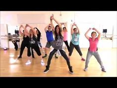 Zumba® with LO - *Wild Thing / LEGS* - YouTube