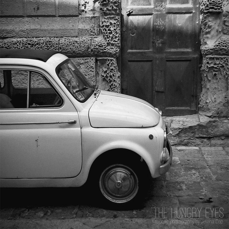 Fiat 500 Print, 500 Photography, Cinquecento Print, Italian Car Print, Vintage Car, Perfect Gift, Vintage Inspired, Fine Art Photography by TheHungryEyes on Etsy