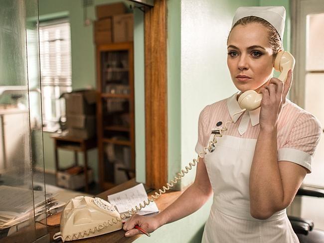 Jessica Marais in Love Child. Picture: 9 Channel