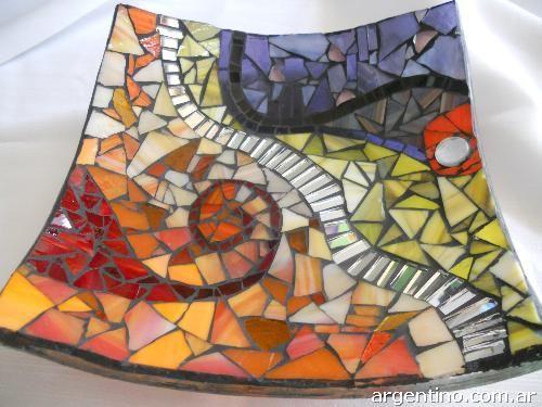 Mosaiquismo Cursos Y Seminarios- Marina Brusadin- Taller Arte en Vidrio en Villa Crespo Lanús Oeste 2