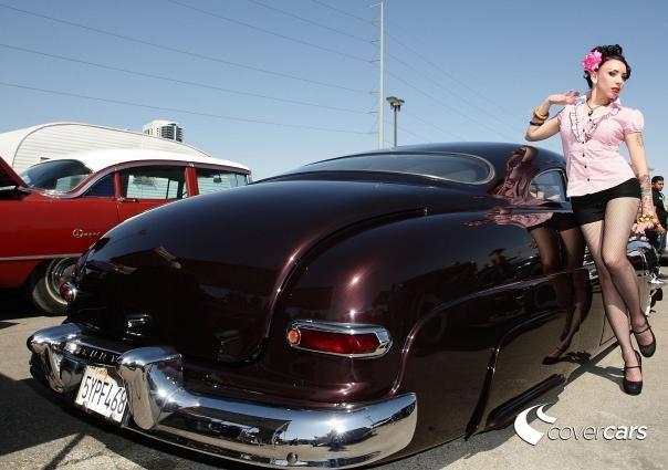 2012 Viva Las Vegas Rockabilly Car Show
