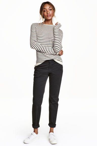Spodnie chinos | H&M