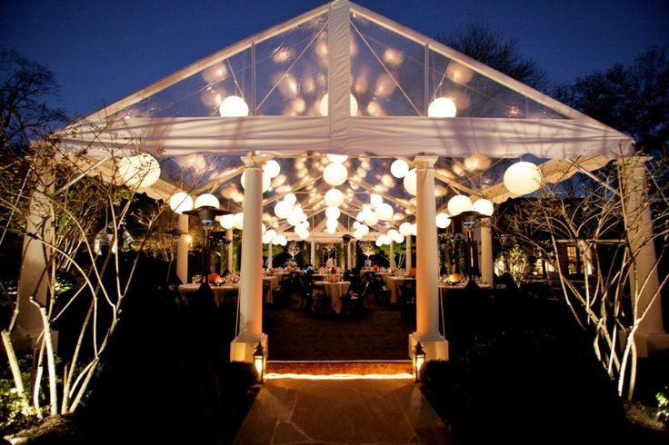 Outdoor receptionDecor Ideas, Wedding Receptions, Decorar Los, Clear Tents, Lights Decor, Hanging Lanterns, Lights Ideas, Outdoor Wedding Decorations, Outdoor Receptions