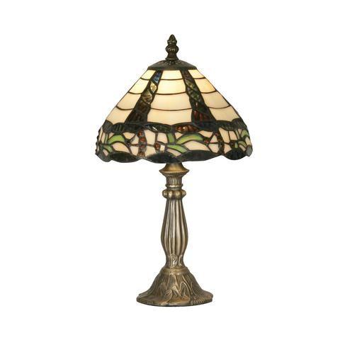 Oaks Tiffany Sawyer Bedside Lamp by Oaks Lighting